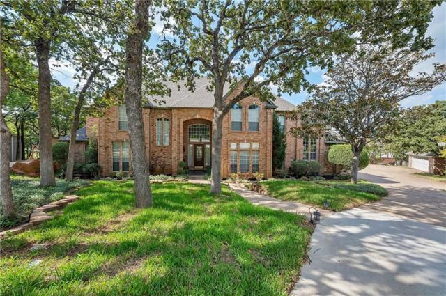121 Pebble Beach Drive, Trophy Club, TX 76262 (MLS #13715372) :: RE/MAX Pinnacle Group REALTORS