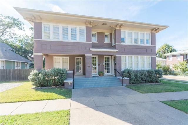 2200 College Avenue #101, Fort Worth, TX 76110 (MLS #13715448) :: The Mitchell Group