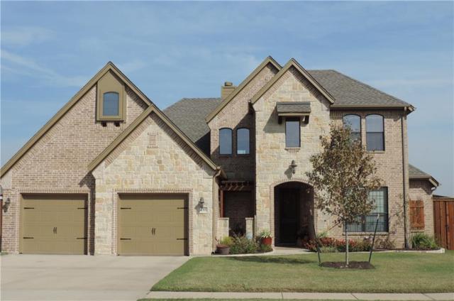 435 Chisholm Trail, Justin, TX 76247 (MLS #13715452) :: RE/MAX Elite