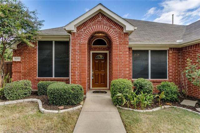 5201 Selago Drive, Fort Worth, TX 76244 (MLS #13715496) :: RE/MAX