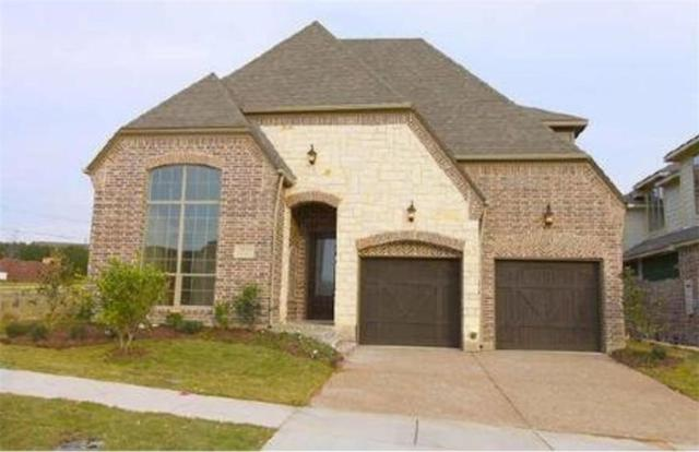 5320 Fox Chase Lane, Mckinney, TX 75071 (MLS #13715508) :: Real Estate By Design