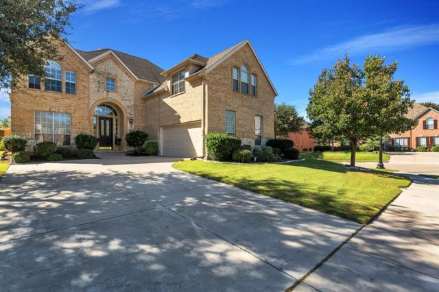 3620 Cimarron Drive, Carrollton, TX 75007 (MLS #13715590) :: The Good Home Team