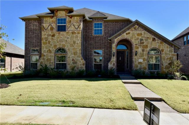 2037 Menominee Drive, Frisco, TX 75033 (MLS #13715638) :: Carrington Real Estate Services