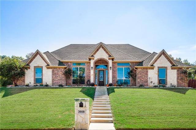 3608 Foot Hills Drive, Weatherford, TX 76087 (MLS #13715654) :: The Mitchell Group