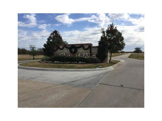 854 Horseshoe Bend, Royse City, TX 75189 (MLS #13715734) :: Exalt Realty