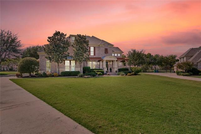 1500 Woodhaven Drive, Prosper, TX 75078 (MLS #13715799) :: Real Estate By Design