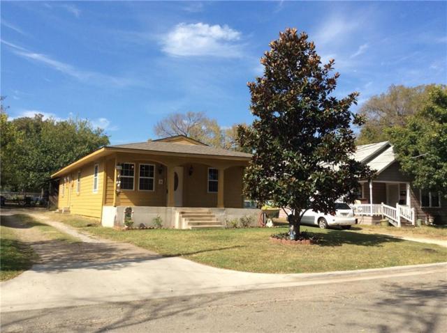 1405 Oak Street, Mckinney, TX 75069 (MLS #13715806) :: Real Estate By Design