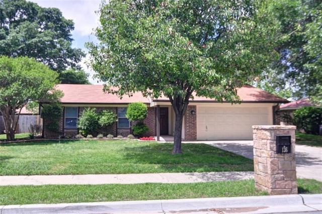 136 Gloria Street, Keller, TX 76248 (MLS #13715812) :: The Mitchell Group