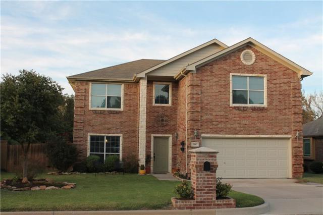 2317 Scotts Meadow Court, Weatherford, TX 76087 (MLS #13715824) :: Team Hodnett