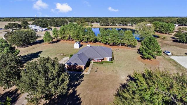 7495 County Road 302, Terrell, TX 75160 (MLS #13715855) :: Real Estate By Design