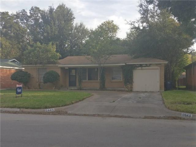 5445 Santa Barbara Avenue, Fort Worth, TX 76114 (MLS #13715877) :: The Mitchell Group
