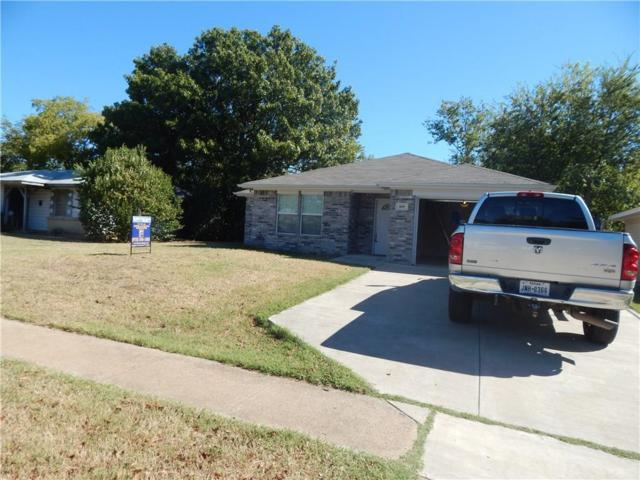 809 Tuskegee Street, Grand Prairie, TX 75051 (MLS #13715892) :: RE/MAX