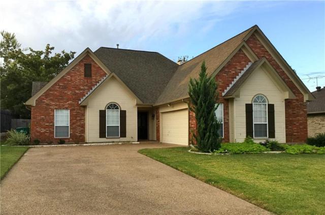 522 Louise Street, Lewisville, TX 75057 (MLS #13716022) :: Frankie Arthur Real Estate