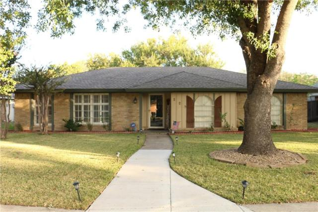 907 Rivercrest Boulevard, Allen, TX 75002 (MLS #13716047) :: The Rhodes Team