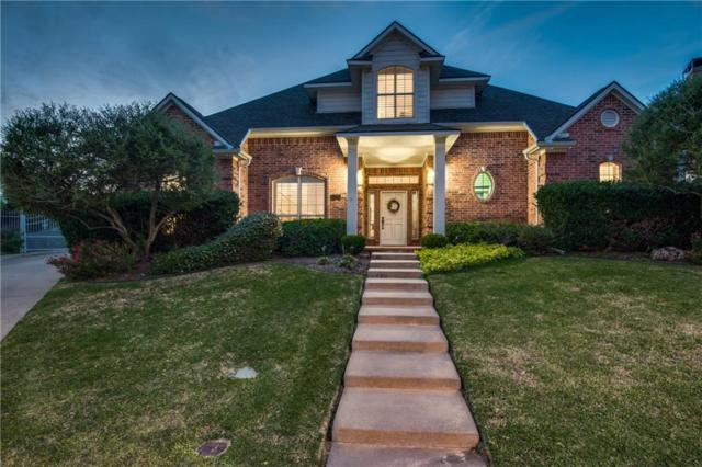 2612 Abercorn Drive, Grapevine, TX 76051 (MLS #13716080) :: The Mitchell Group