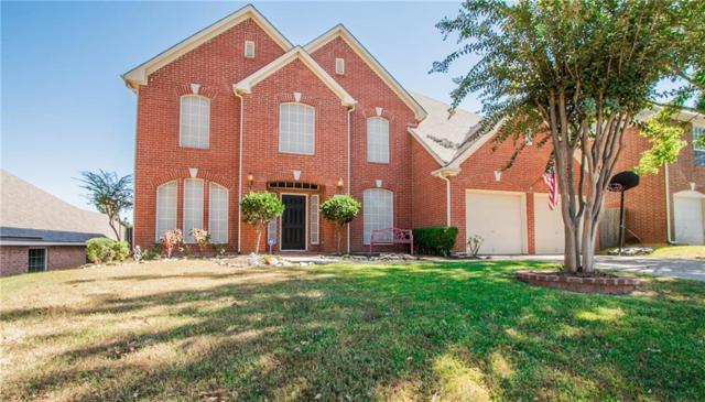 3808 Cherokee Drive, Bedford, TX 76021 (MLS #13716113) :: The Mitchell Group