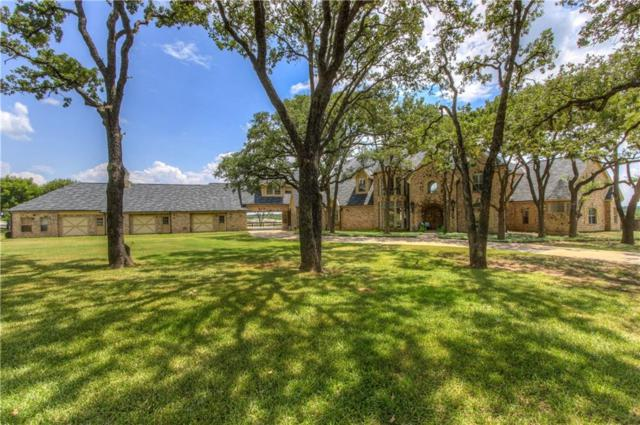 1080 E Hickory Hill Road, Argyle, TX 76226 (MLS #13716120) :: Frankie Arthur Real Estate