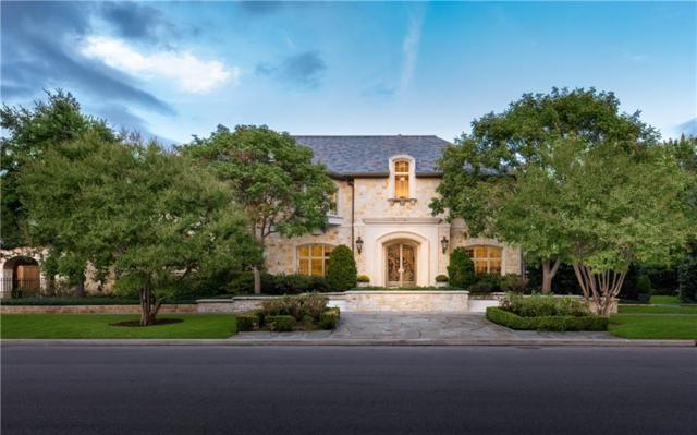 5800 Armstrong Parkway, University Park, TX 75205 (MLS #13716139) :: The Mitchell Group