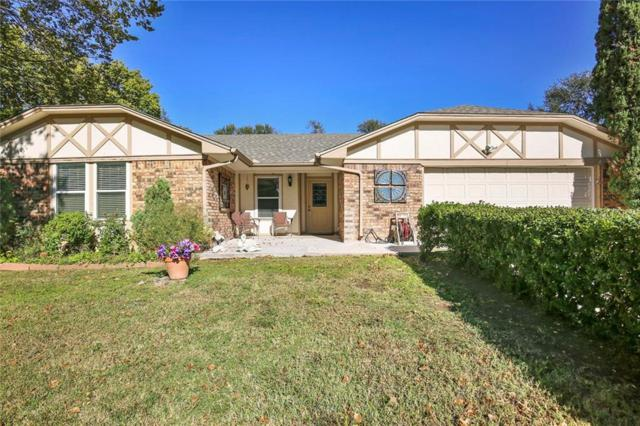 1017 Hickory Circle, Mansfield, TX 76063 (MLS #13716187) :: The FIRE Group at Keller Williams