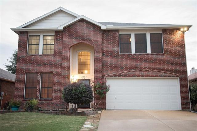 1309 Pine Ridge Road, Roanoke, TX 76262 (MLS #13716201) :: Team Hodnett