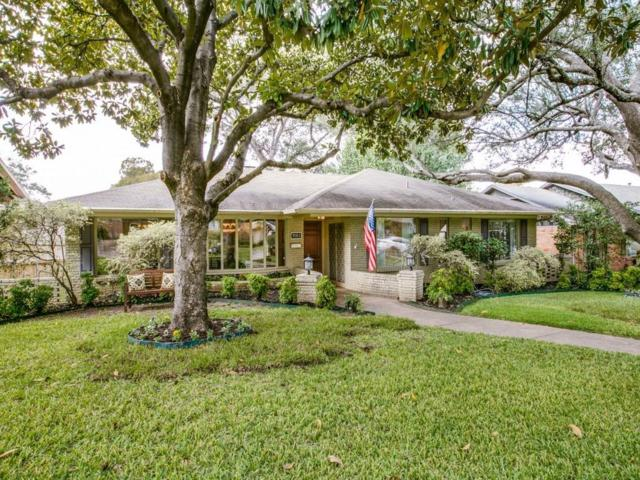 7053 Freemont Street, Dallas, TX 75231 (MLS #13716225) :: The Mitchell Group