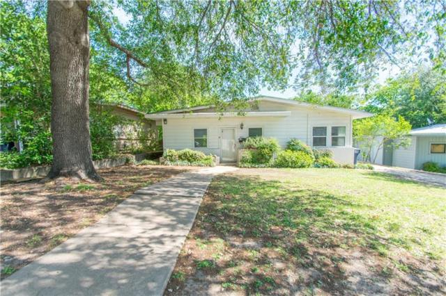 4412 Fletcher Avenue, Fort Worth, TX 76107 (MLS #13716229) :: The Mitchell Group