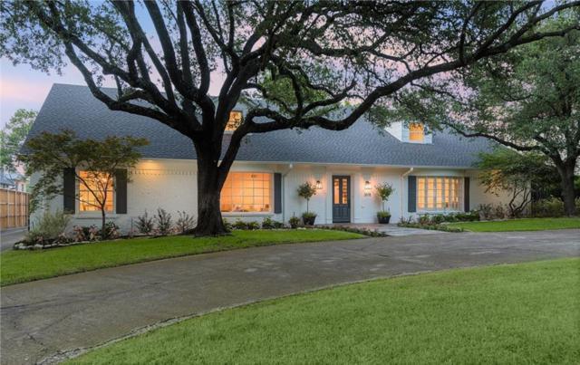 3618 Villanova Street, University Park, TX 75225 (MLS #13716263) :: Robbins Real Estate
