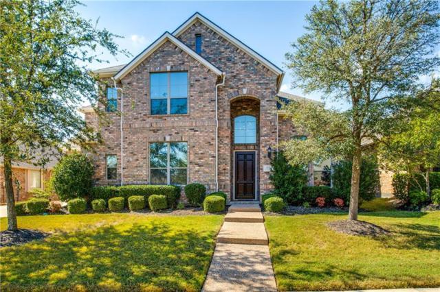 879 Terrace Drive, Lantana, TX 76226 (MLS #13716388) :: Team Hodnett