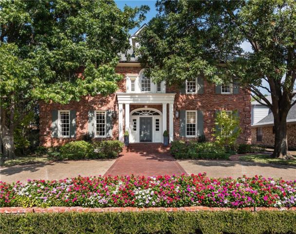 3412 Caruth Boulevard, University Park, TX 75225 (MLS #13716406) :: Robbins Real Estate
