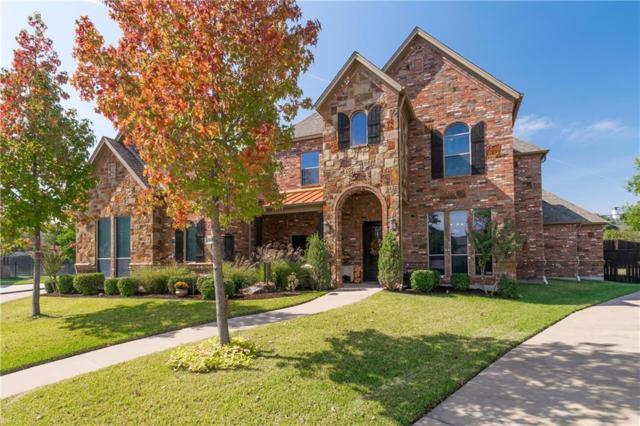8309 Flat Rock Court, North Richland Hills, TX 76182 (MLS #13716407) :: Team Hodnett