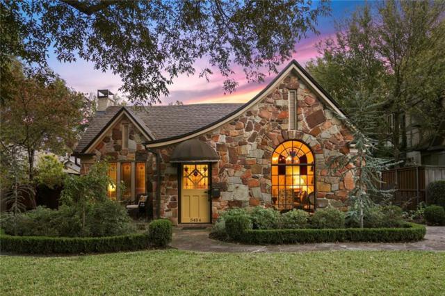 5454 Ridgedale Avenue, Dallas, TX 75206 (MLS #13716454) :: Robbins Real Estate