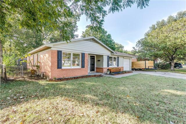 203 Moody Street, Burleson, TX 76028 (MLS #13716468) :: The Mitchell Group