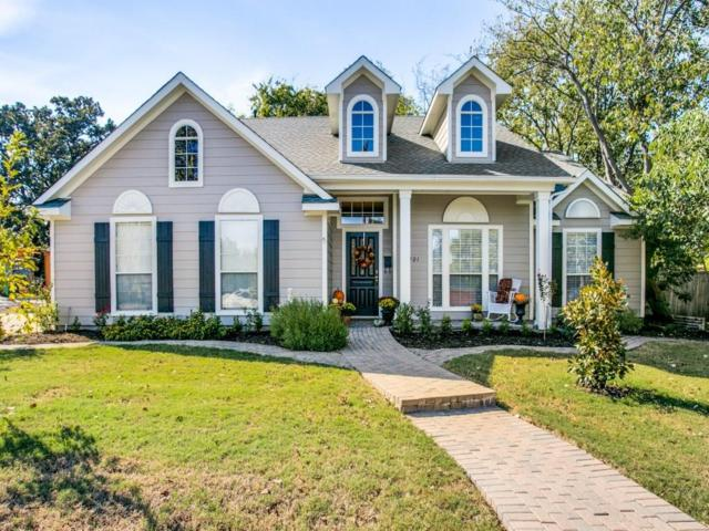 1201 N College Street, Mckinney, TX 75069 (MLS #13716525) :: RE/MAX Elite