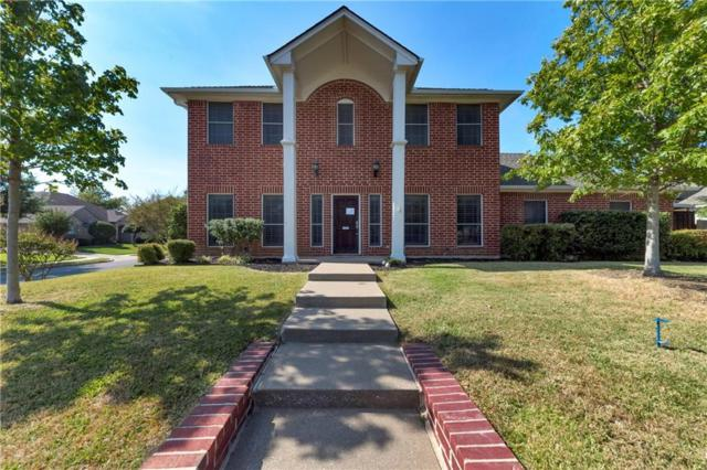 1530 Cat Mountain Trail, Keller, TX 76248 (MLS #13716531) :: Team Hodnett