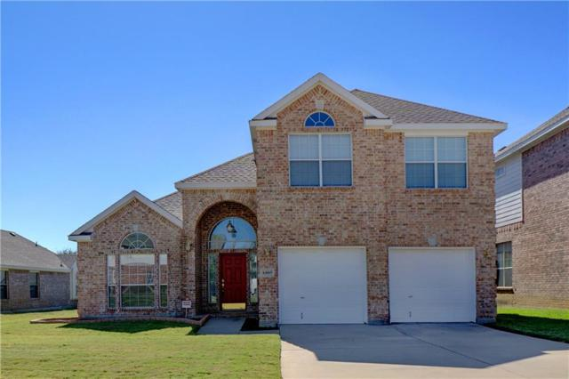 6805 Muleshoe Lane, Fort Worth, TX 76179 (MLS #13716553) :: RE/MAX