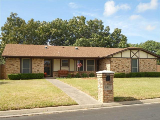 5521 Meadow Oak Street, North Richland Hills, TX 76180 (MLS #13716568) :: RE/MAX Elite