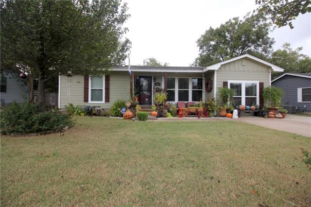 319 Coleman Street, Waxahachie, TX 75165 (MLS #13716571) :: Pinnacle Realty Team