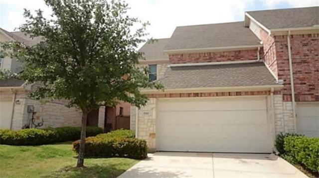 1040 Rodin Lane, Carrollton, TX 75006 (MLS #13716581) :: Robbins Real Estate
