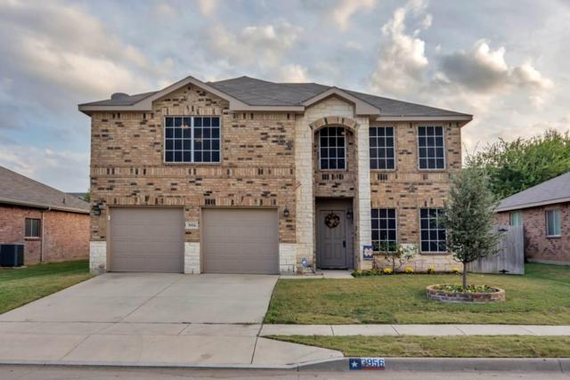 3956 Polar Brook Drive, Fort Worth, TX 76244 (MLS #13716618) :: The Mitchell Group