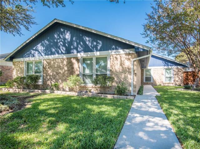 3309 Newkirk Drive, Plano, TX 75075 (MLS #13716625) :: Frankie Arthur Real Estate