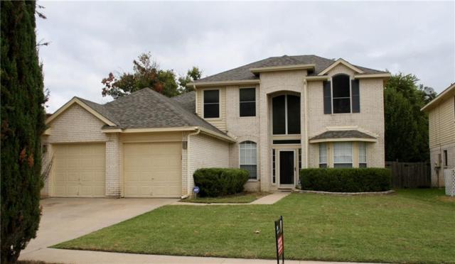 2544 Clovermeadow Drive, Fort Worth, TX 76123 (MLS #13716630) :: Team Hodnett