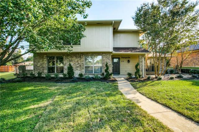 1710 Woodcreek Drive, Richardson, TX 75082 (MLS #13716636) :: Robbins Real Estate