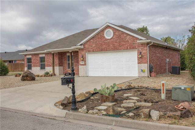 1875 Pheasant Drive, Weatherford, TX 76088 (MLS #13716644) :: The Mitchell Group