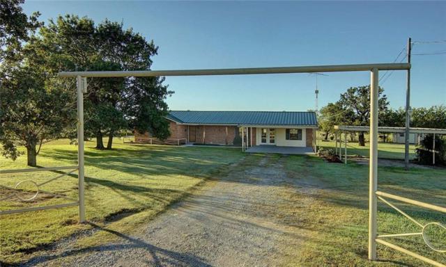 681 Rambling Road, Perrin, TX 76486 (MLS #13716647) :: The Tonya Harbin Team