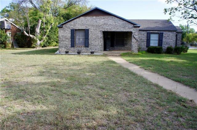 2412 Elizabeth Drive, Brownwood, TX 76801 (MLS #13716649) :: The Tonya Harbin Team