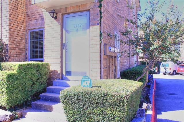11655 Audelia Road #1304, Dallas, TX 75243 (MLS #13716686) :: The Mitchell Group