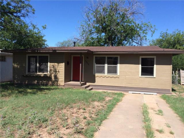 1326 Portland Avenue, Abilene, TX 79605 (MLS #13716710) :: The Tonya Harbin Team