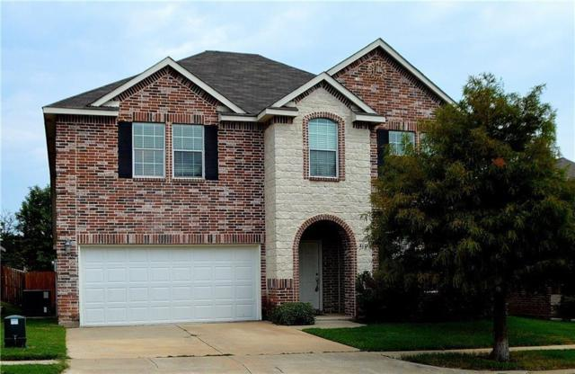 4521 Indian Paint Way, Denton, TX 76208 (MLS #13716786) :: Team Tiller