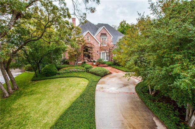 6622 Waggoner Drive, Dallas, TX 75230 (MLS #13716869) :: Exalt Realty