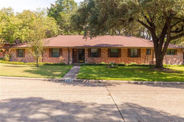 9816 Estacado Drive, Dallas, TX 75228 (MLS #13716904) :: Robbins Real Estate